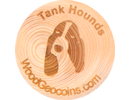 wooden coin